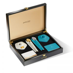Eneo Duo kit - Gold & Blue